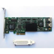 AMCC 3Ware 9650SE-8LPML Raid контроллер, 8 портов, SATA II oem