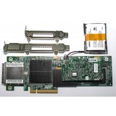 3Ware AMCC 9690SA-8E raid контроллер 8 внешний портов SAS/SATA oem