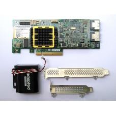 Adaptec 5805ZQ 512MB Cache raid контроллер 8 портов, MaxCache oem