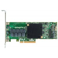 Adaptec ASR-71605 6Gb/s SAS/SATA SGL PCI-E v3 x8, 16port
