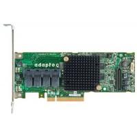 Adaptec ASR-71605 6Gb/s SAS/SATA SGL PCI-E v3 x8, 16port