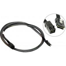 Кабель Adaptec ACK-I-HDmSAS-mSAS-1M SFF-8087 на SFF-8643 1M