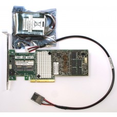 Комплект: 90Y4304 Контроллер LENOVO (IBM) ServeRAID M5016 SAS/SATA, 1GB Cache, CacheVault flash, Super Capacitor