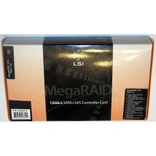 LSI 9341-4i SAS/SATA контроллер LSI00407 box