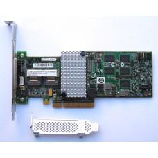 IBM ServeRAID M5015 SAS/SATA RAID контроллер, 8 портов, FRU 46M0851