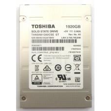 Toshiba SSD 1.92TB HK4R